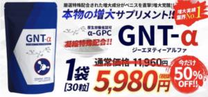 ペニス増大実績No.1!GNT-αの効果・成分・評判を徹底レビュー!